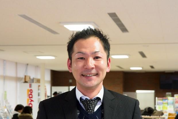 吉賀永さん