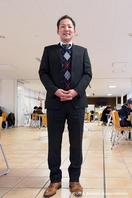 吉賀永さん(全身)