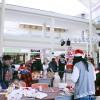 三井アウトレットパーク倉敷クリスマスデコレーションの様子