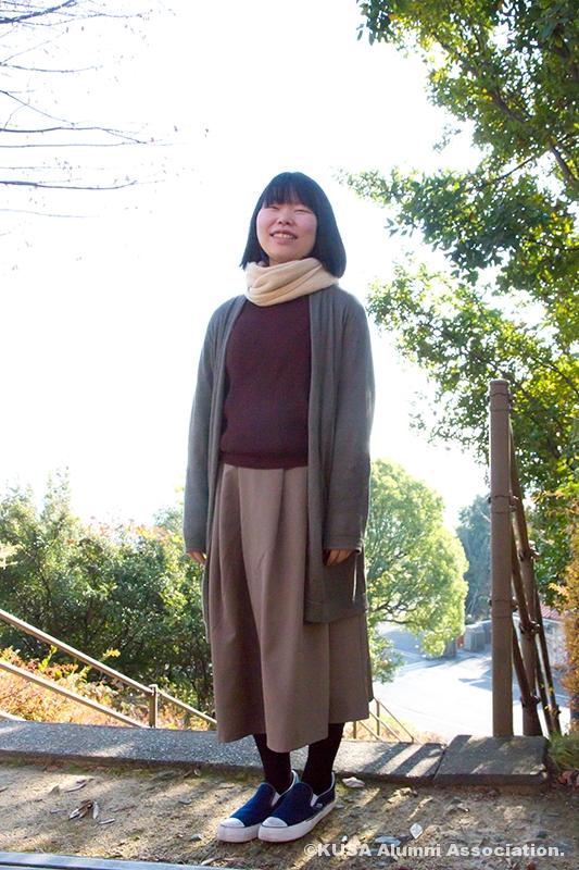 中本花弥さん