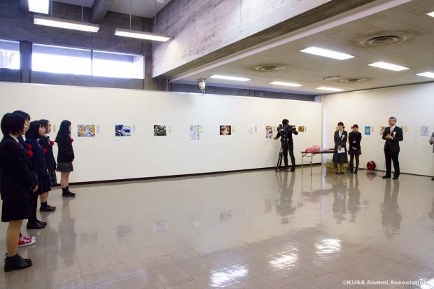 倉魂!高校生コミックイラストコンクール2016授賞式