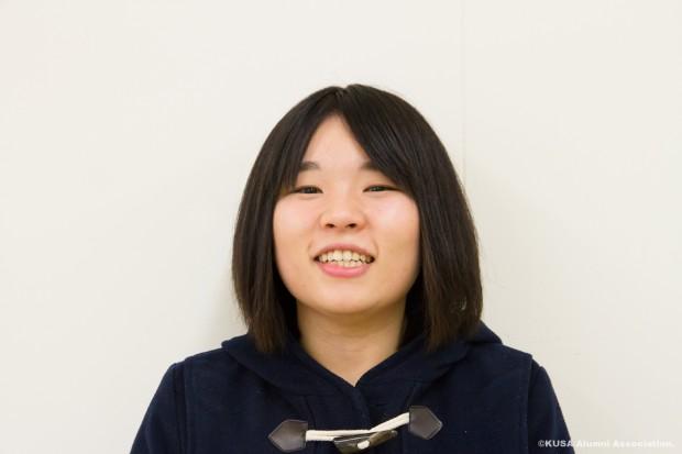 隈井光砂さん