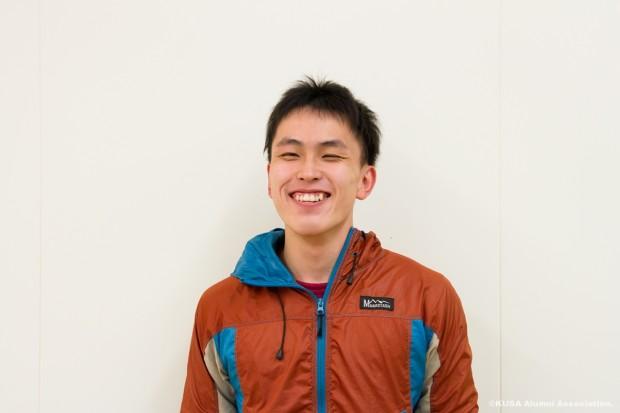 生命科学部健康科学科 守谷章さん