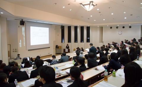 平成28年度 生命動物科学科卒業論文発表会の開催について