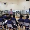スポーツ科学から考える脚の形状と機能の関係についての授業