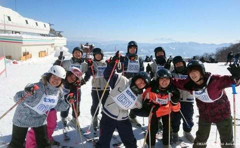 スキー・スノーボードの宿泊実習について