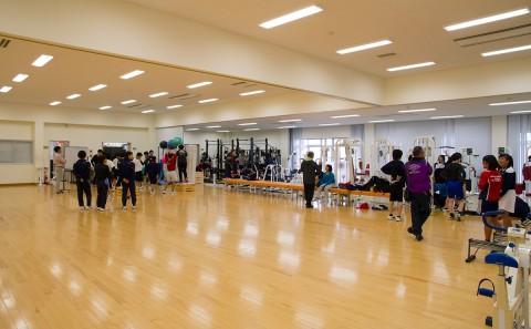 倉敷中央高等学校の生徒の皆様が体験授業に訪れました。(2017.4.26)
