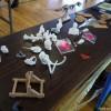 3Dプリンター等で作った制作物
