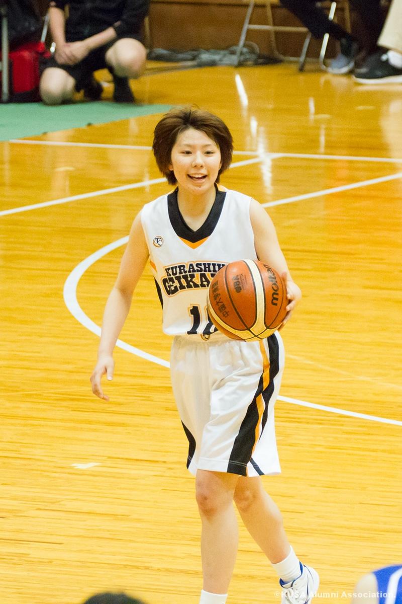 女子バスケットボール部が中国地区で優勝しました。 | 倉敷芸術科学 ...
