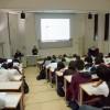 後期開講科目「倉敷と仕事」授業の様子