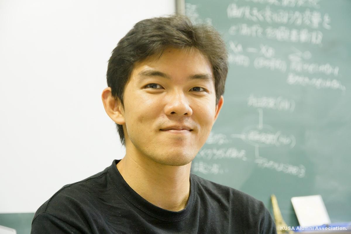 郭俊峰(クオエイ・チュン・フォン)さん