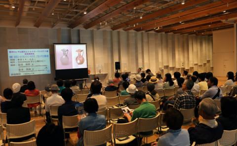 迫田氏の記念講演会が行われました。