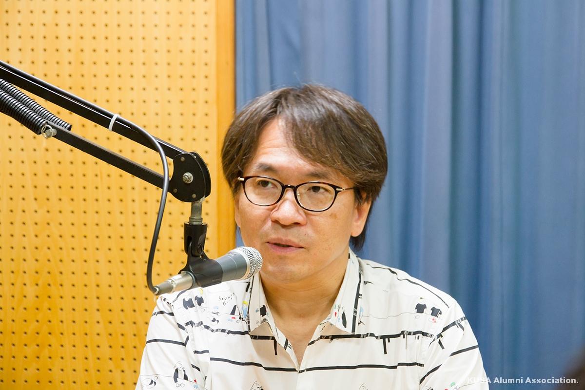 中川浩一教授
