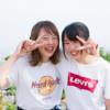 松野麻由佳さんと髙田成美さん