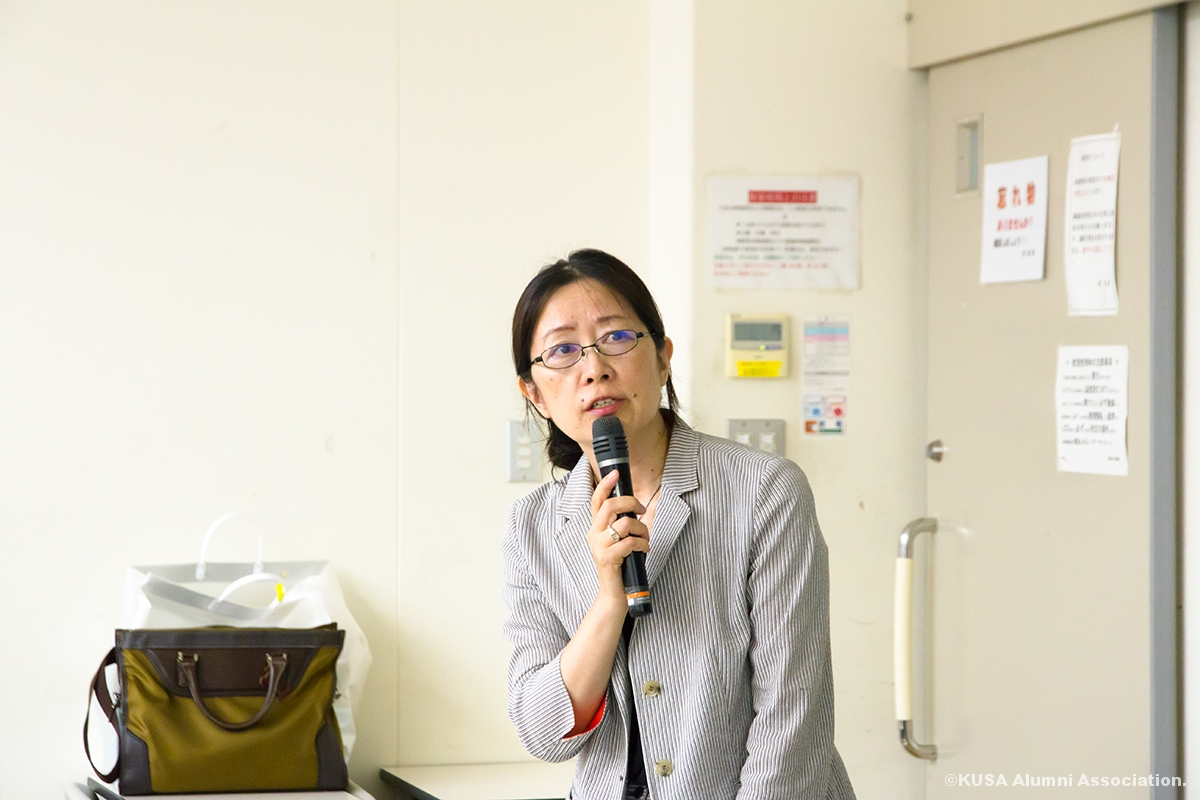 芦田雅子先生