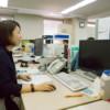 オフィスでの竹澤さん