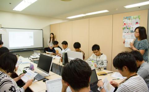 学生がウィキペディアコンテンツ活用 学生アイデアソン&ハッカソンに参加しました。