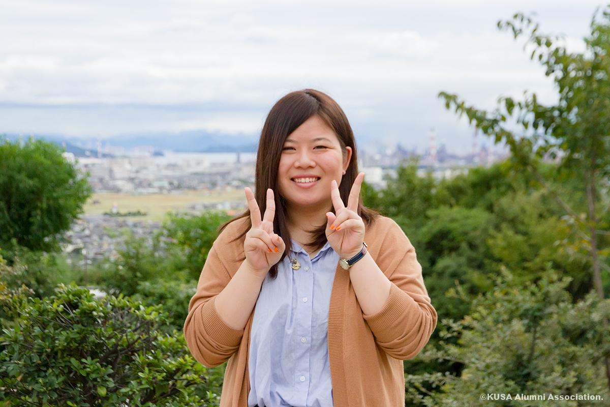 坂本麻理子さん