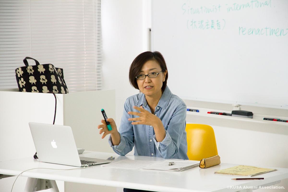 石田圭子先生