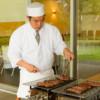 牛ステーキを無料提供イベント