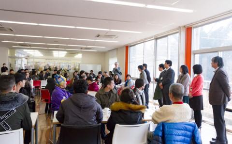 日本語カフェの開催について