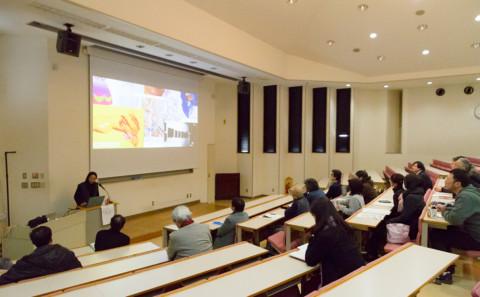 2017年度 芸術研究科芸術制作表現専攻博士論文の公聴会について