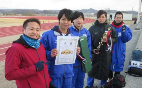雅MCが第59回西大寺駅伝競走大会に出場しました。