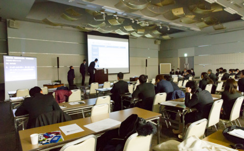 平成29年度健康科学科11期生卒業研究発表会について