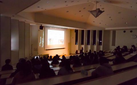 平成29年度動物生命科学科卒業論文発表会について