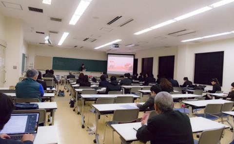 平成29年度経営情報学科卒業論文発表会について