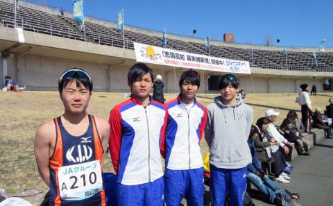 雅MCが高知竜馬マラソン(日本陸連公認)に出場しました。