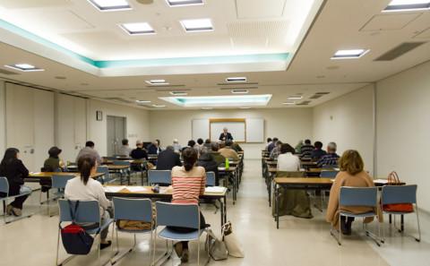 時任 教授がライフパーク倉敷で講座を行いました。