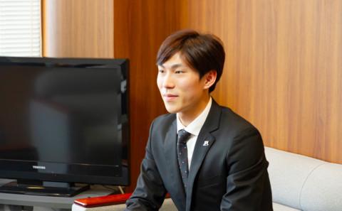 田中 刑事さんが活動報告に帰学されました。