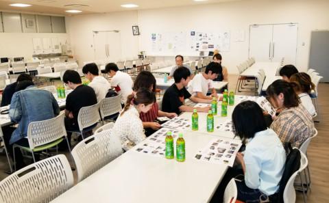 2018デザイン芸術学科の学外授業についてvol.2