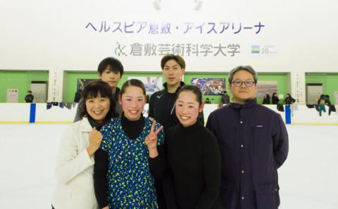 滑り納め(2018フィギュアスケート部の活動についてvol.2)