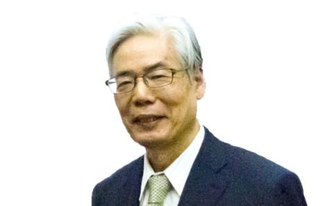 須見名誉教授の特集記事が掲載されています。