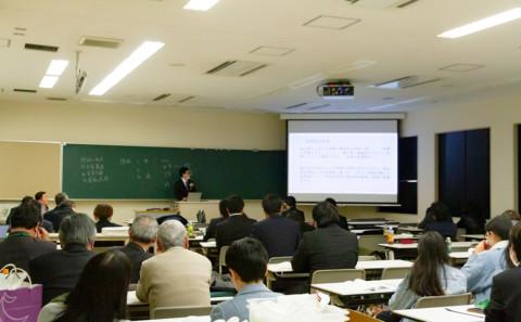 平成30年度経営情報学科卒業論文発表会について