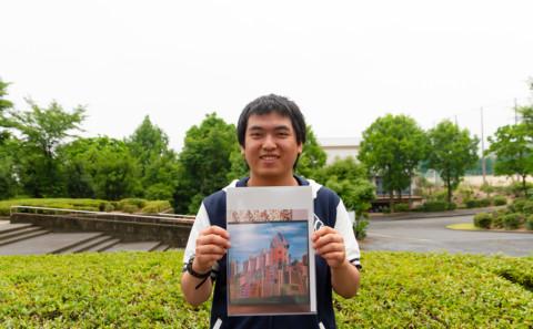学生がアートオリンピック2019にて入賞(キャンパスあるあるvol.136)。
