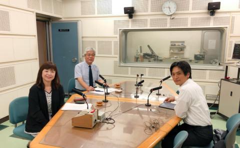 危機管理学部の高橋講師がラジオに出演します。
