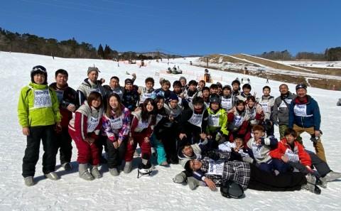 2019年度スキー・スノーボードの学外実習について