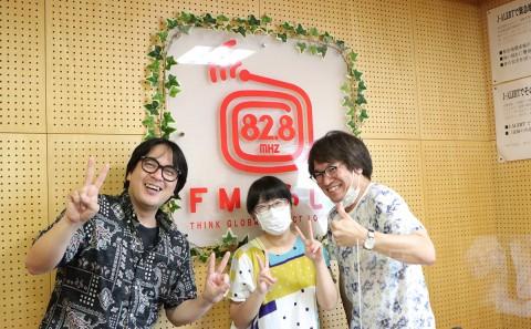 中川教授と山下講師がラジオに出演しました(20200626)。