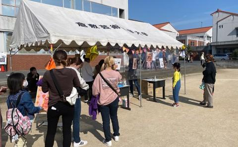 第26回 芸科祭が開催されました。
